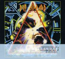 Def Leppard: Hysteria - Deluxe Edition, 2 CDs