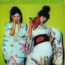 Sparks: Kimono My House (21st Century Edition), CD