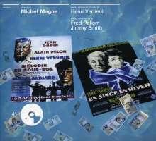 Michel Magne: Filmmusik: Melodie En Sous-Sol/Un Singe En..., CD