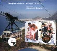 Georges Delerue (1925-1992): Filmmusik: L'Homme De Rio / Les Tribulations..., CD