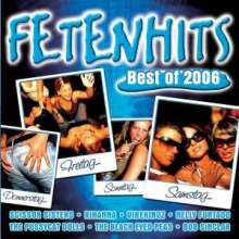 Fetenhits - The Best Of 2006, 2 CDs