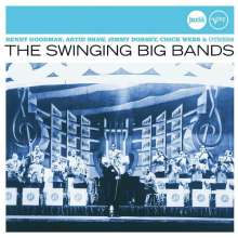 The Swinging Big Bands (Jazz Club), CD