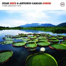 Stan Getz & Antonio Carlos Jobim: Their Greatest Hits, CD