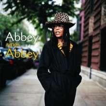 Abbey Lincoln (1930-2010): Abbey Sings Abbey, CD