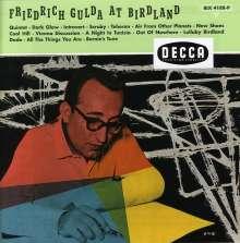Friedrich Gulda - At Birdland, CD