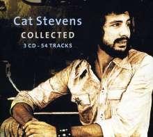 Cat Stevens: Collected, 3 CDs