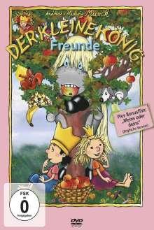Der kleine König: Freunde, DVD