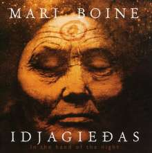 Mari Boine: Idjagiedas - In The Hand Of The Night, CD