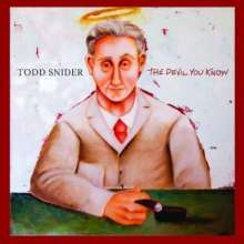 Todd Snider: The Devil You Know, CD