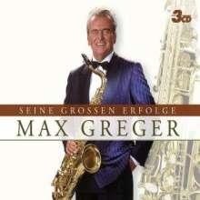 Max Greger: Seine großen Erfolge, 3 CDs