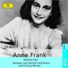 Rowohlt-Monographie:Anne Frank, CD