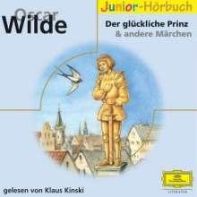 Wilde,Oscar:Der glückliche Prinz, 2 CDs