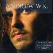 Andrew W. K.: The Wolf, CD