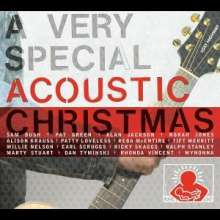 A Very Special Acoustic Christmas, CD