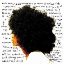Erykah Badu: Worldwide Underground, CD