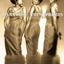 Diana Ross & The Supremes: The No. 1's, CD