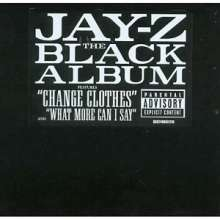 Jay Z: The Black Album, 2 LPs