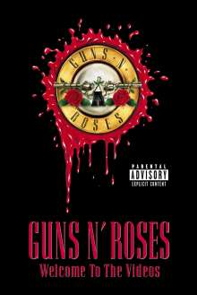 Guns N' Roses: Welcome To The Videos, DVD