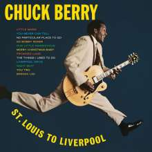 Chuck Berry: St. Louis To Liverpool, CD