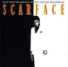 Filmmusik: Scarface, CD