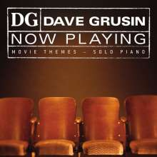 Dave Grusin (geb. 1934): Now Playing: Movie Themes - Solo Piano, CD