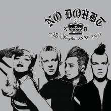 No Doubt: The Singles 1992 - 2003, CD