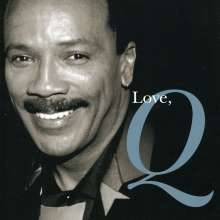 Quincy Jones (geb. 1933): Love, Q, CD