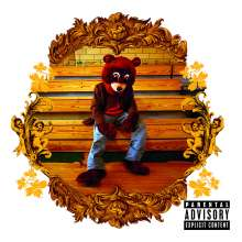 Kanye West: College Dropout, CD