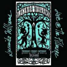 Lucinda Williams: Live @ The Fillmore, 20.-22.11.2003, 2 CDs
