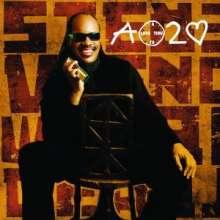 Stevie Wonder (geb. 1950): A Time To Love, CD