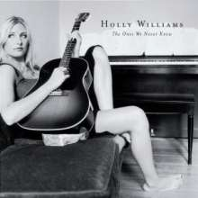 Holly Williams: The Ones We Never Knew, CD