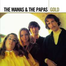 The Mamas & The Papas: Gold: Definitive Collection, 2 CDs
