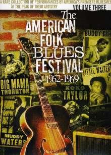 American Folk Blues Festival Vol. 3, DVD