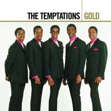The Temptations: Gold, 2 CDs