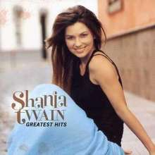 Shania Twain: Greatest Hits, CD
