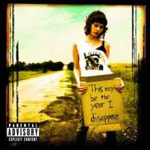 Recover: This May Be The Year I Disappear, CD