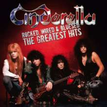 Cinderella: Rocked, Wired & Bluesed: The Greatest Hits, CD