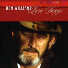 Don Williams: Love Songs, CD