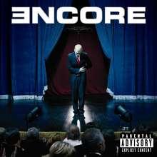 Eminem: Encore, CD