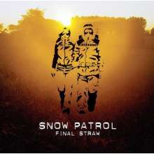 Snow Patrol: Final Straw, CD