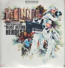 Beginner: Blast Action Heroes, 3 LPs