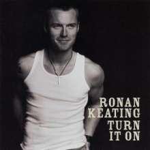 Ronan Keating: Turn It On, CD
