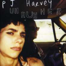 PJ Harvey: Uh Huh Her, CD