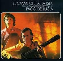 Camaron: Al Verte Las Flores Llo, CD