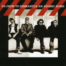 U2: How To Dismantle An Atomic Bomb + 1, CD