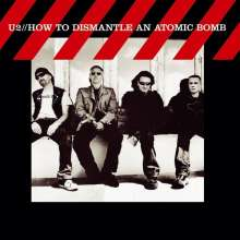 U2: How To Dismantle An Atomic Bomb, CD