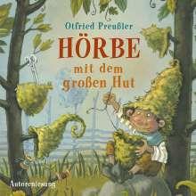 Otfried Preußler: Hörbe mit dem großen Hut. CD, CD