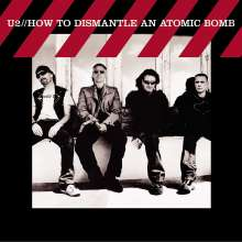U2: How To Dismantle An Atomic Bomb (remastered) (180g), LP