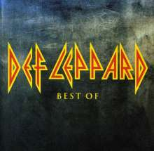 Def Leppard: The Best Of Def Leppard, CD