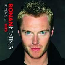 Ronan Keating: 10 Years Of Hits, CD